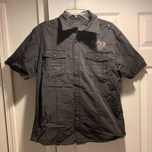 7 Diamonds Short Sleeve Shirt